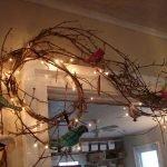 Brilliant Christmas Garland Decorating Ideas 251