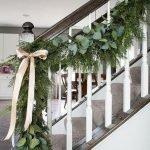 Brilliant Christmas Garland Decorating Ideas 261