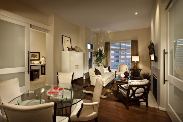 Classic Apartment Design Ideas 5