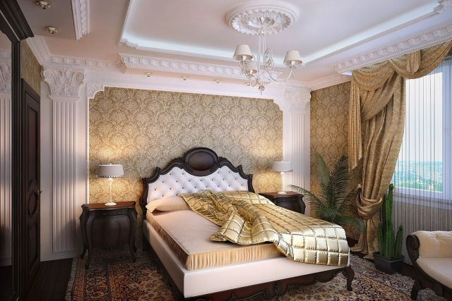 Classic Style Bedroom Decoration Ideas 1