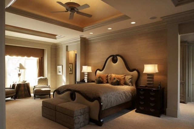 Classic Style Bedroom Decoration Ideas 3