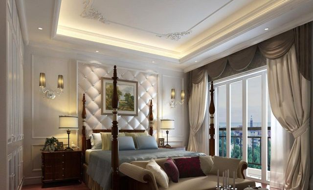 Classic Style Bedroom Decoration Ideas 4