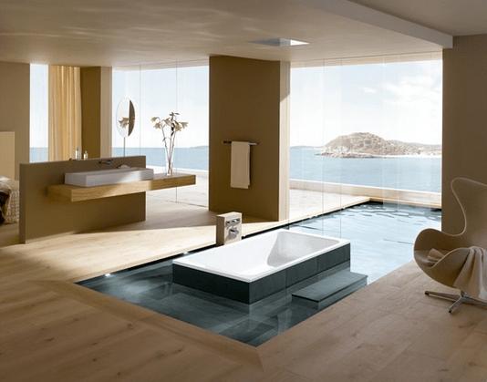 Conventional-bathtub-design