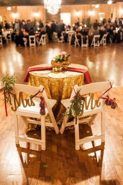 Cool Beautiful Winter Wedding Decoration Ideas