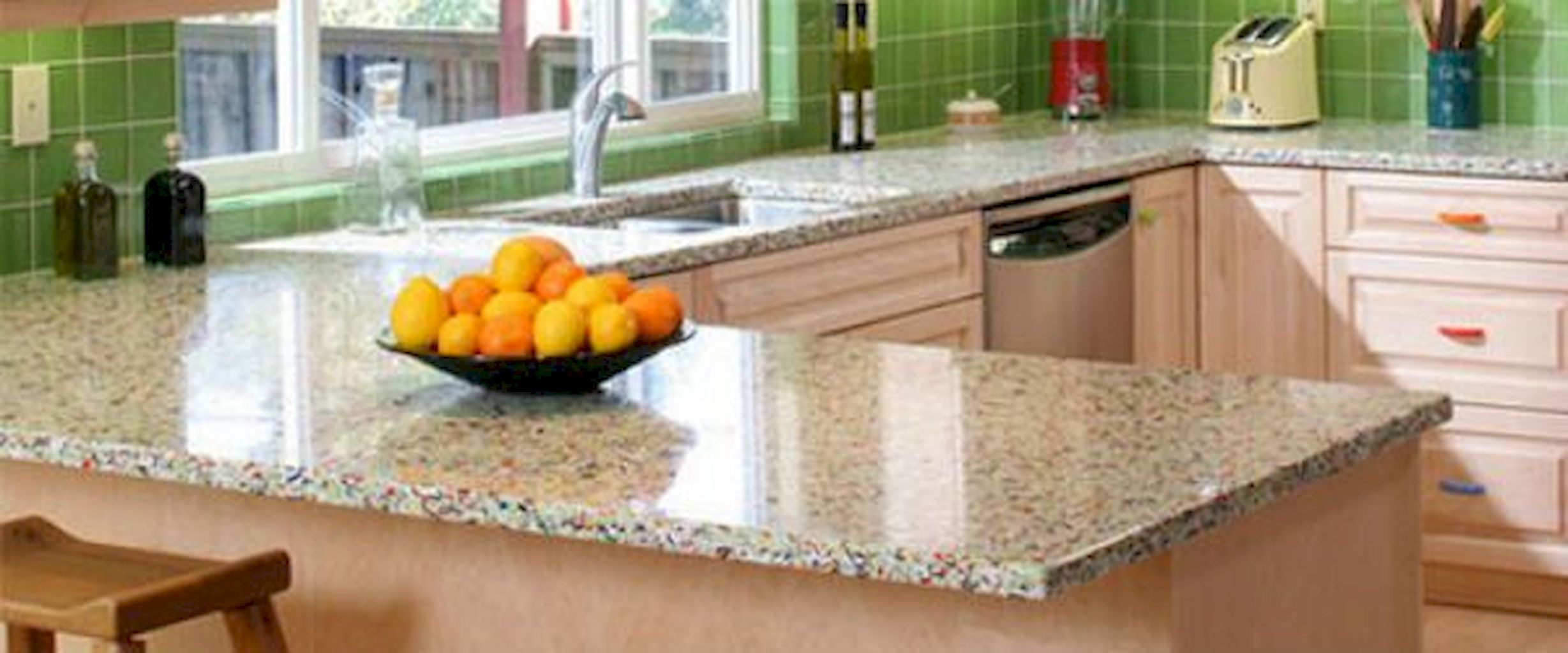 Eco Friendly Kitchen Tile Design Ideas