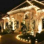 Exquisite Outdoor Christmas Lights Decoration Ideas