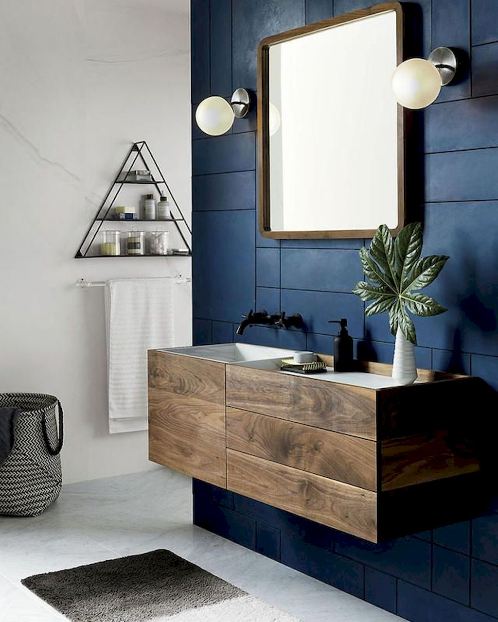 Exquisite Stylish Color Scheme For Your Bathroom