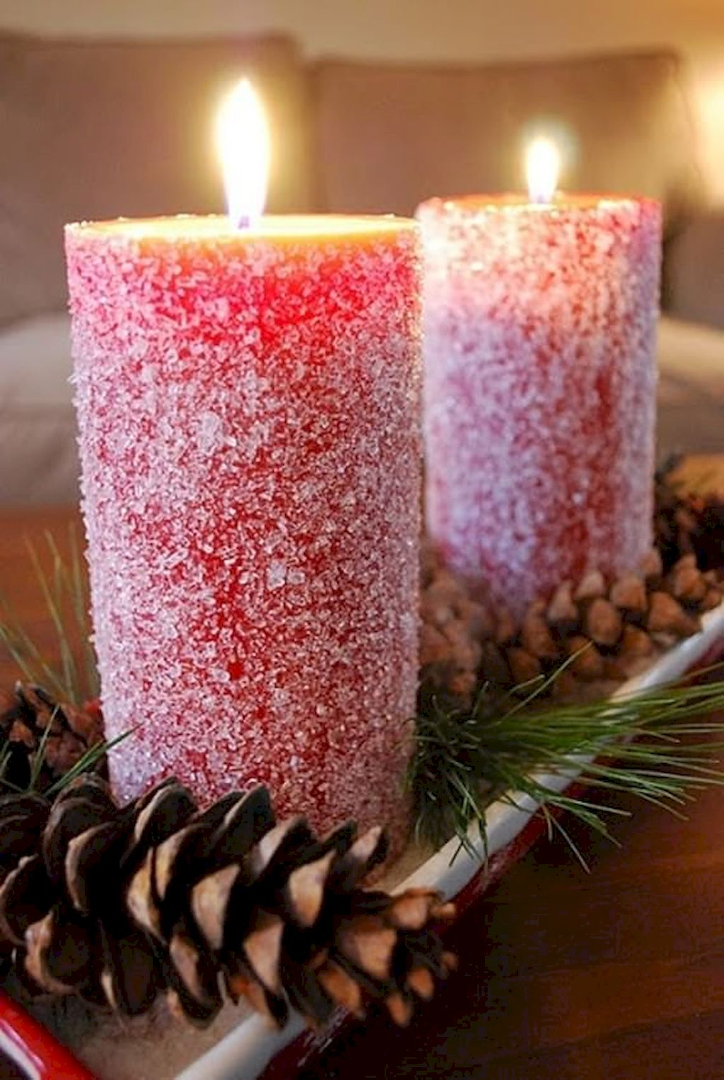 Fabulous Thanksgiving Candle Displays Ideas And Placements