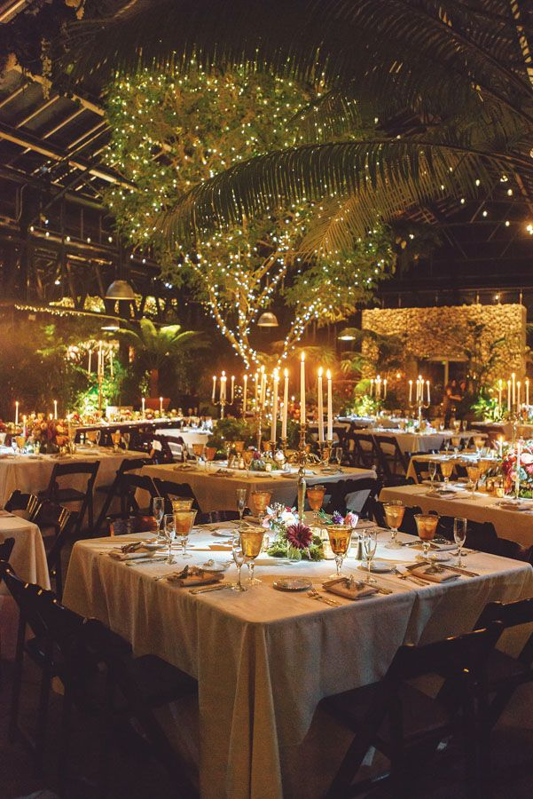 Fantastic Beautiful Winter Wedding Decoration Ideas