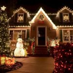 Fantastic Outdoor Christmas Lights Decoration Ideas