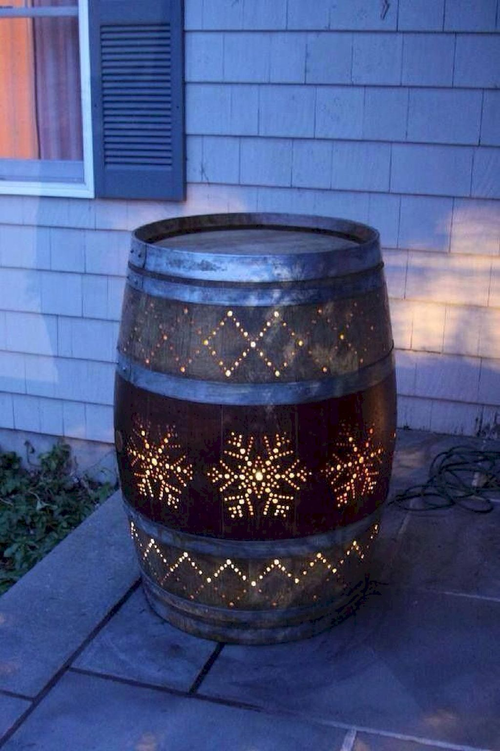 Fascinating Outdoor Christmas Lights Decoration Ideas