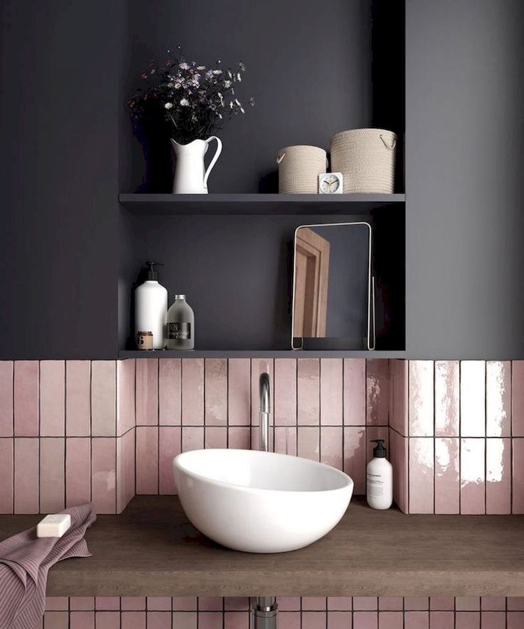 Fine Stylish Color Scheme For Your Bathroom