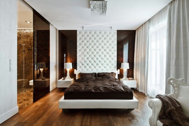 Futuristic Style with Decorative Mirrors 1