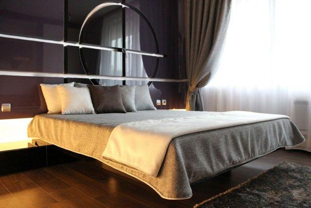Futuristic Style with Decorative Mirrors 5