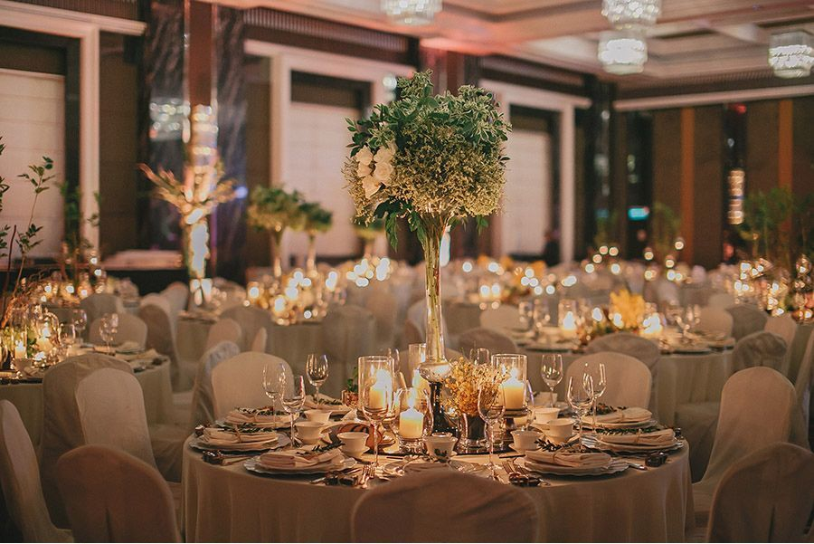 Glorious Beautiful Winter Wedding Decoration Ideas
