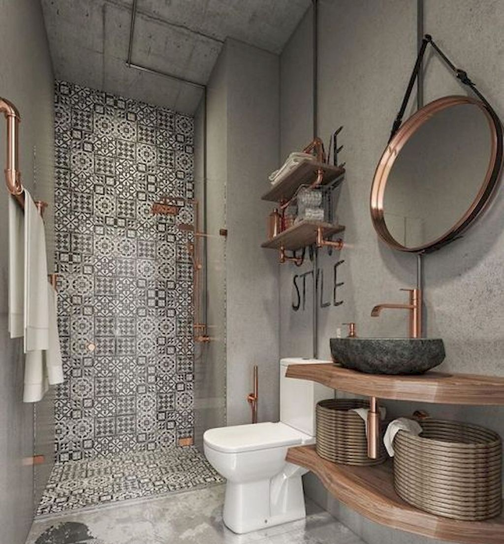Glorious Stylish Color Scheme For Your Bathroom