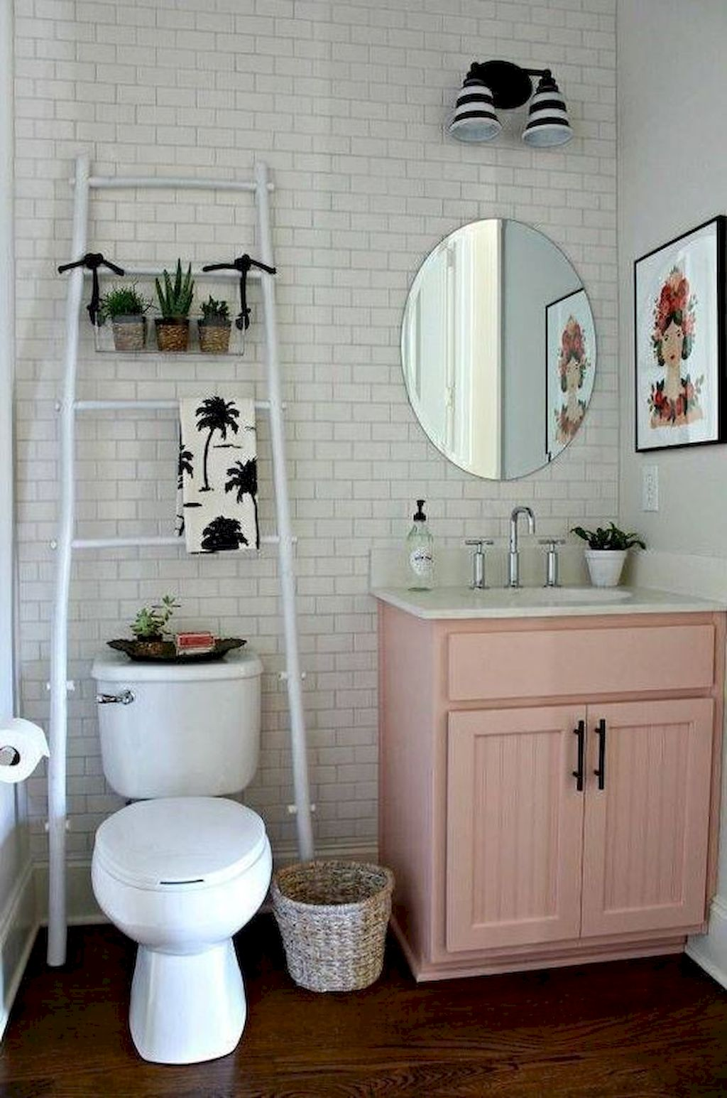 Gorgeous Stylish Color Scheme For Your Bathroom