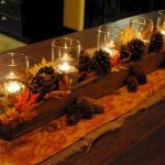 Gorgeous Thanksgiving Candle Displays Ideas And Placements