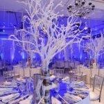 Great Beautiful Winter Wedding Decoration Ideas
