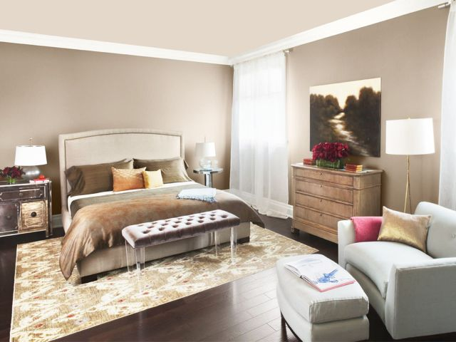 Ideas for Bedroom Wall Paint Color Combination 3