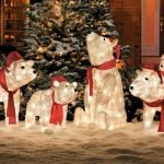 Impressive Outdoor Christmas Lights Decoration Ideas