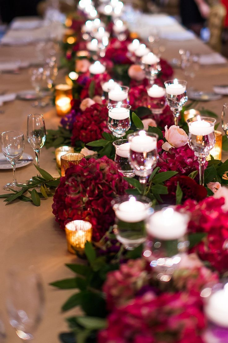 Incredible Beautiful Winter Wedding Decoration Ideas