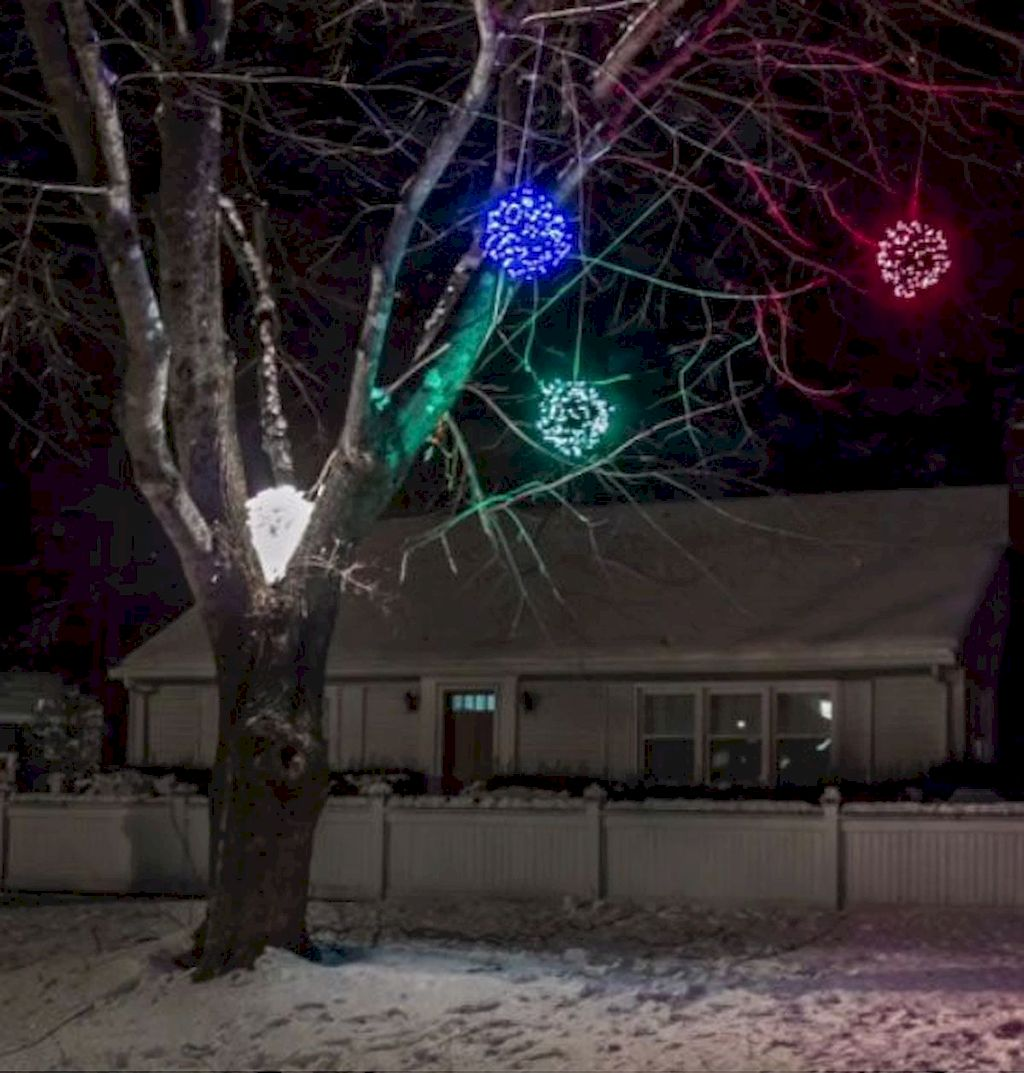 Incredible Outdoor Christmas Lights Decoration Ideas