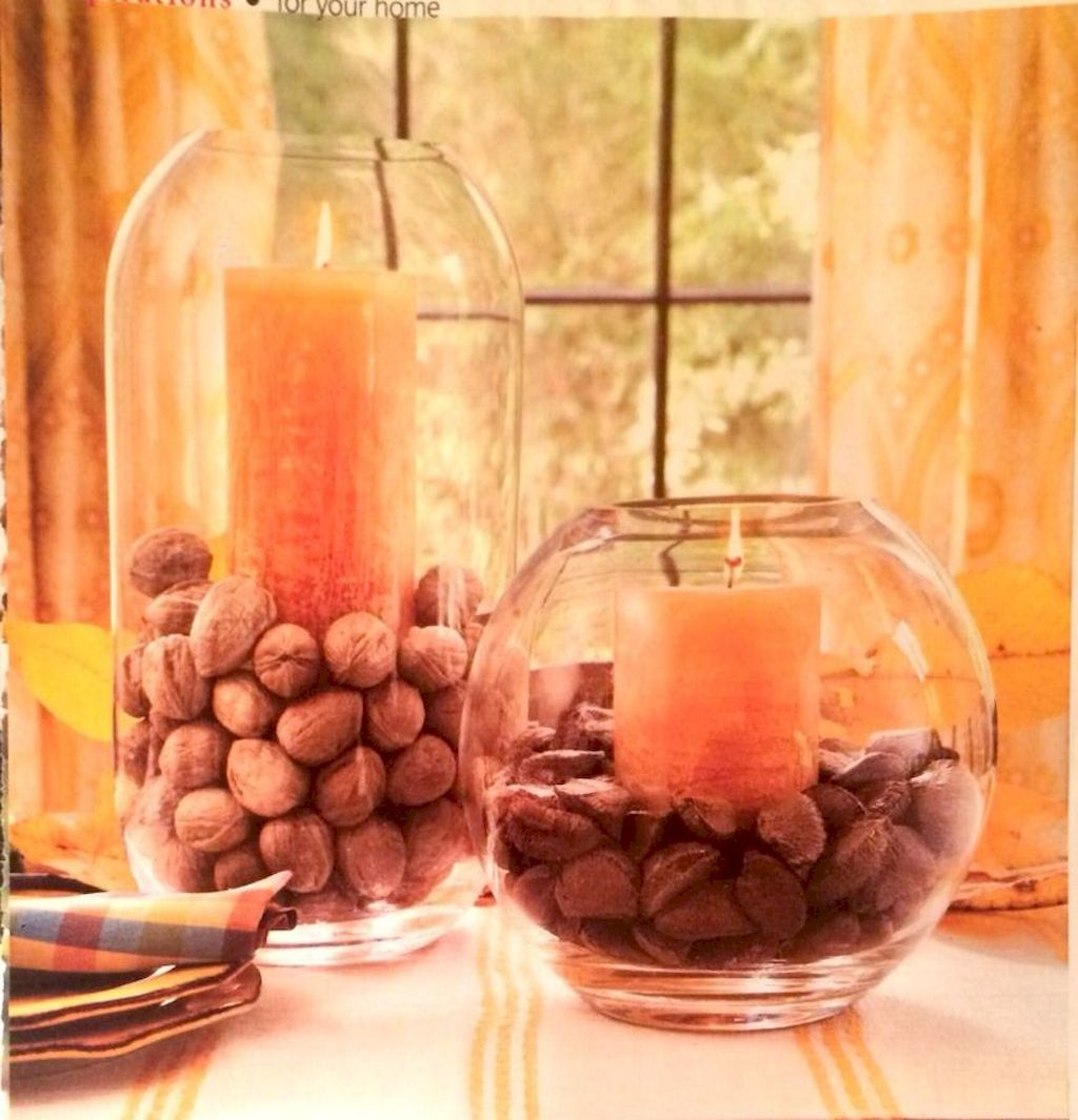 Incredible Thanksgiving Candle Displays Ideas And Placements