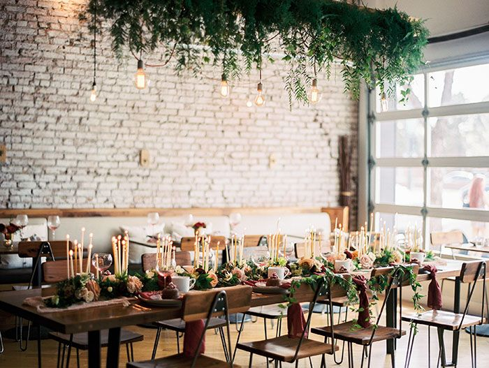 Luxurious Beautiful Winter Wedding Decoration Ideas
