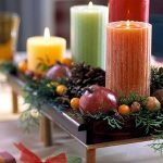 Luxurious Thanksgiving Candle Displays Ideas And Placements