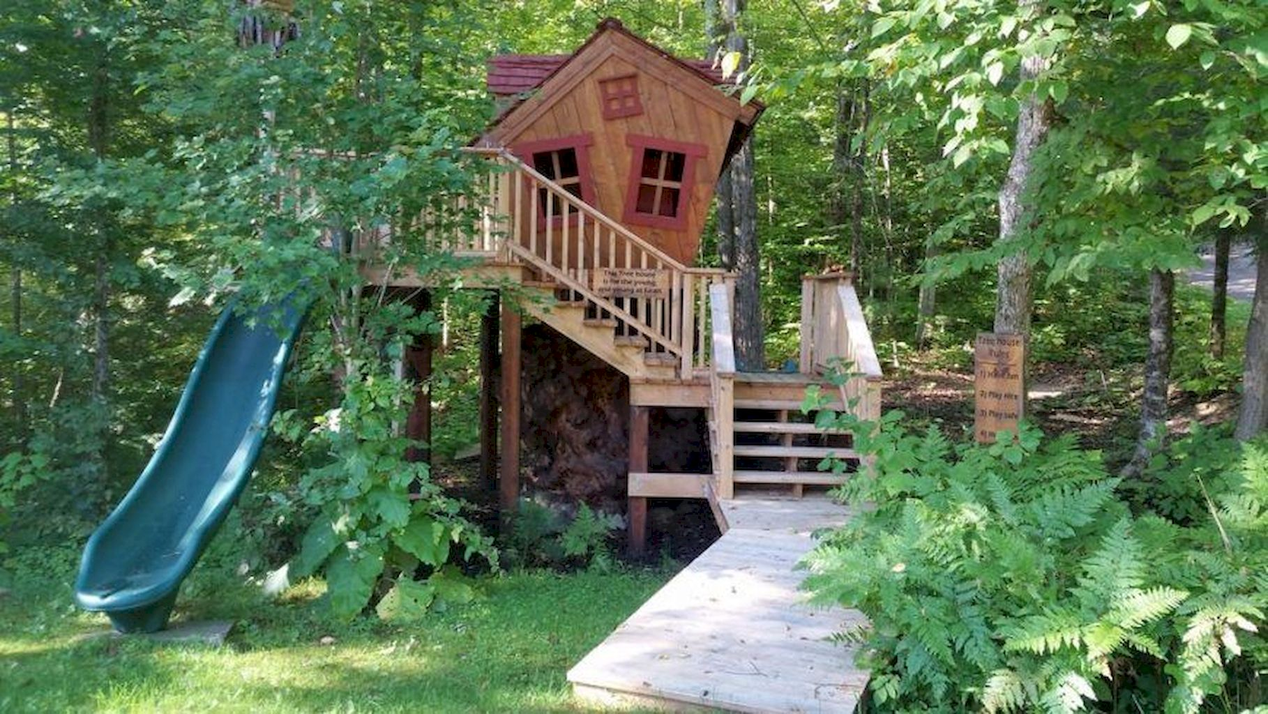 Magnificent Playhouse Plan Into Your Existing Backyard Space