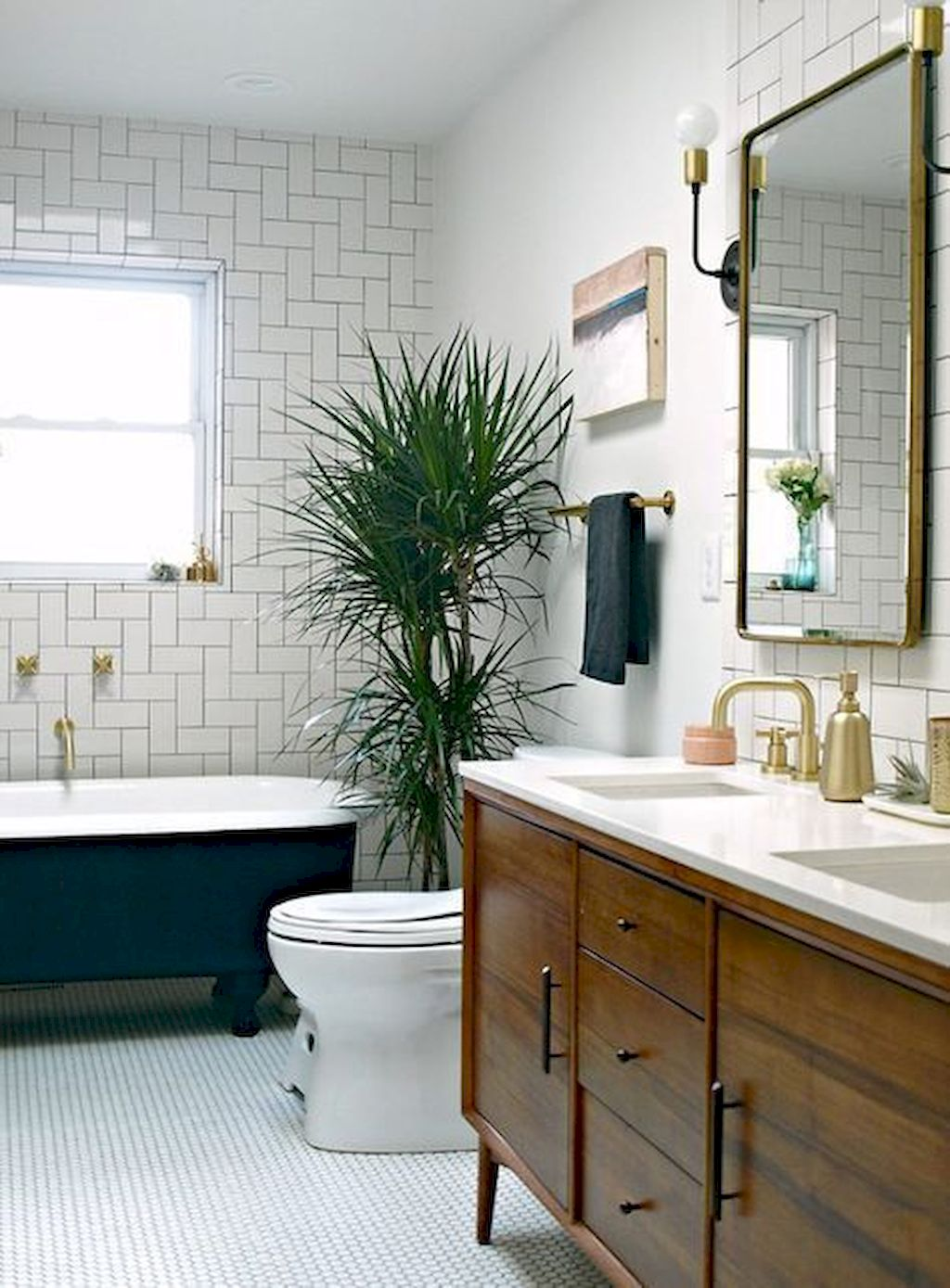 Marvelous Stylish Color Scheme For Your Bathroom