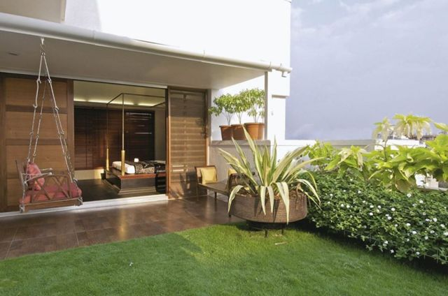 Modern Home Terrace Decoration Ideas 3