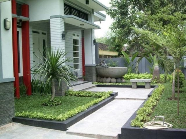Modern Home Terrace Decoration Ideas 5