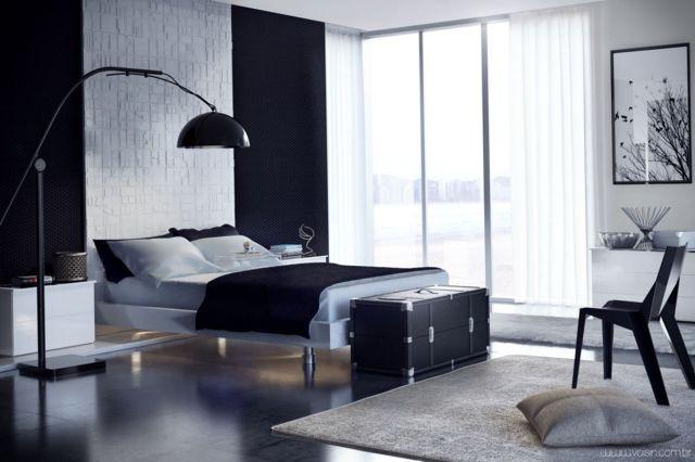 Modern Minimalist Style Bedroom Decoration Ideas 2