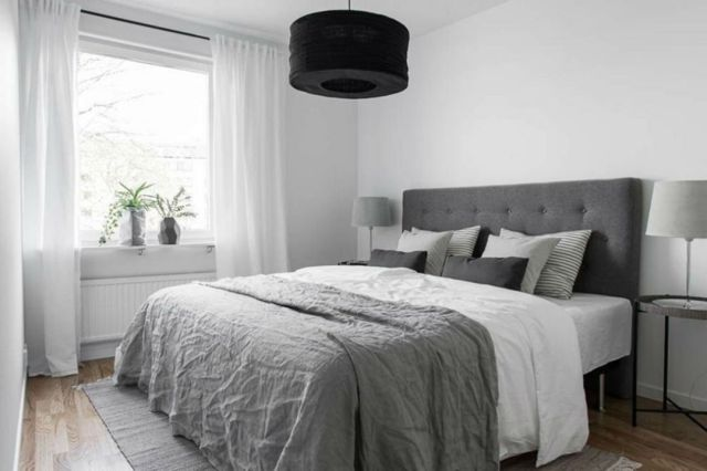 Modern Scandinavian Bedroom Design Ideas 1