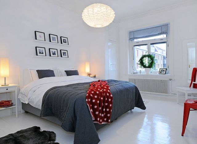 Modern Scandinavian Bedroom Design Ideas 2