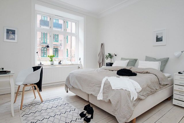 Modern Scandinavian Bedroom Design Ideas 5