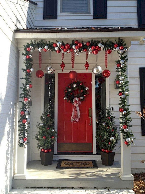 Outdoor Christmas Lights Decoration Ideas