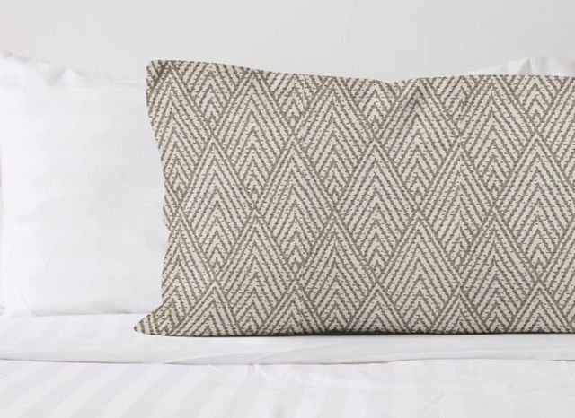 Perfectly Huggable Neutral Body Pillow Cover
