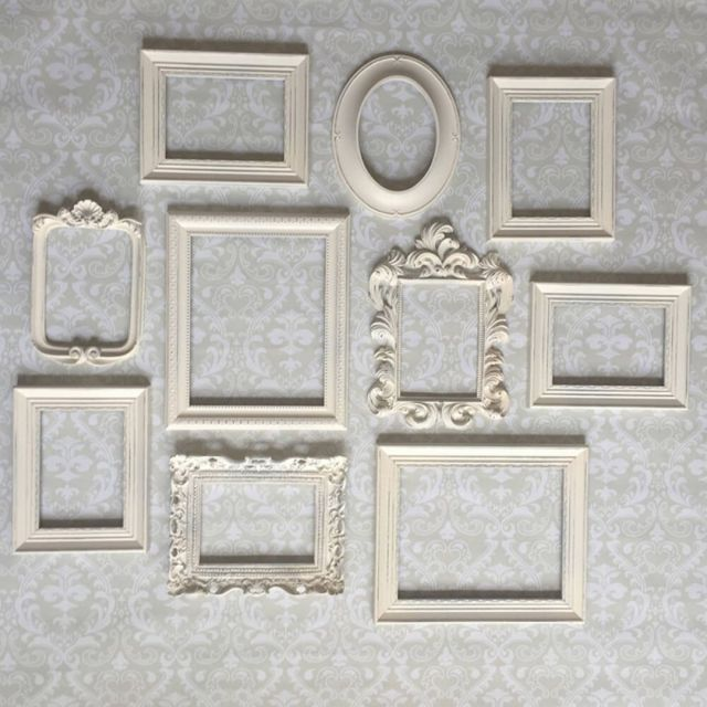 Picture Perfect Vintage Frames