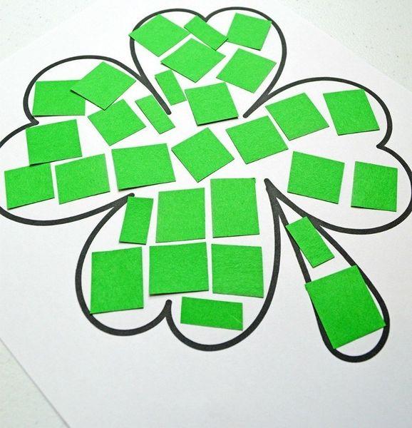 Printables St. Patrick Day Crafts For Kids
