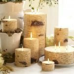 Prodigious Thanksgiving Candle Displays Ideas And Placements
