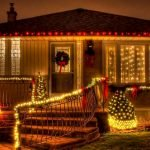 Ravishing Outdoor Christmas Lights Decoration Ideas