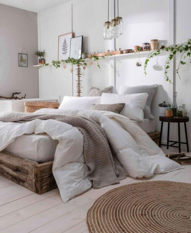 Rest easy in Eco friendly Bedding