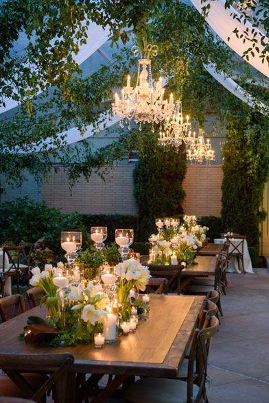 Stunning Beautiful Winter Wedding Decoration Ideas
