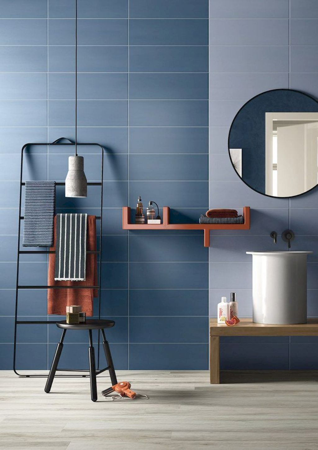 Stunning Stylish Color Scheme For Your Bathroom