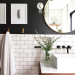 Stylish Color Scheme For Your Bathroom