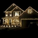 Sumptuous Outdoor Christmas Lights Decoration Ideas