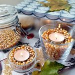 Sumptuous Thanksgiving Candle Displays Ideas And Placements
